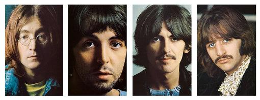 The Beatles。Photos by John Kelly © Apple Corps Ltd.