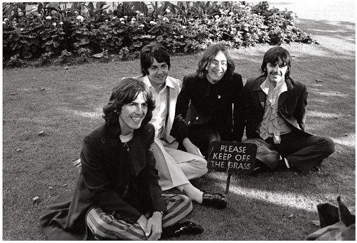 The Beatles。© Apple Corps Ltd.