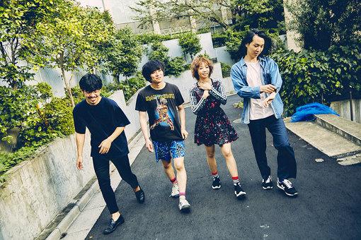 左から:Kota Kamimura、歌王子あび、ゆりえちゃん、モッコリ