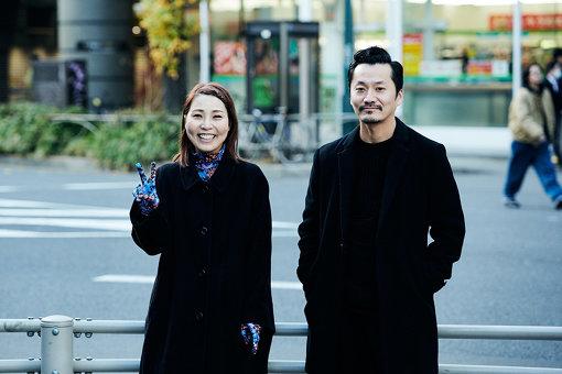 左から:世武裕子、田中裕介