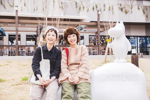 左から:三戸なつめ、柴田紗希