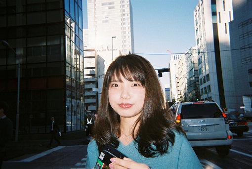 枝優花(撮影:松居大悟)