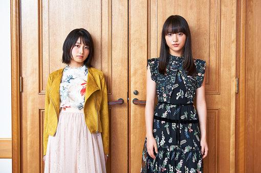 左から:ほのか(No title)、清原果耶