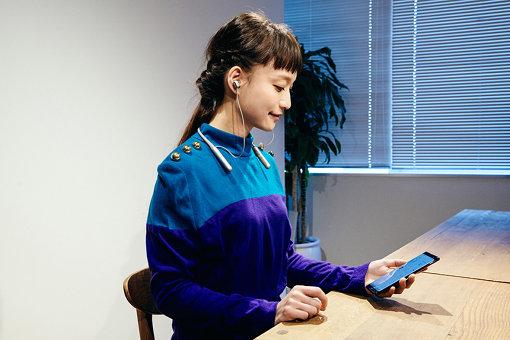 ソニー「WI-C600N」を試聴。ソニーのサイトでは、インタビューとタカハシマイの手書きメッセージを特別公開中