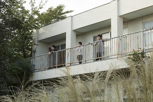 『家と出来事 1971-2006年の会話』Photo:KUTSUNA Yoichiro, Arecibo