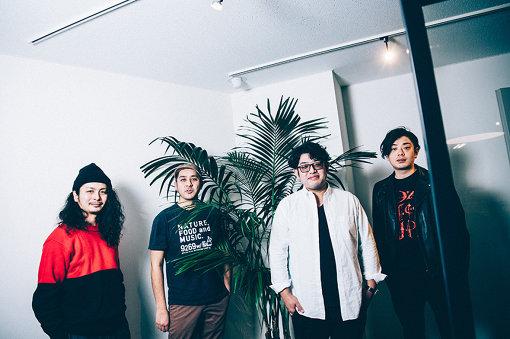 左から:木村イオリ、bashiry、山本拓矢、Nassy