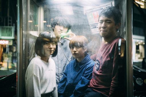 左から:理子、間下隆太、もちこ、ヨネクボ隼介