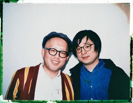 左から:クリトリック・リス、西澤裕郎