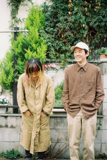 左から:原田郁子(クラムボン)、高城晶平(cero)