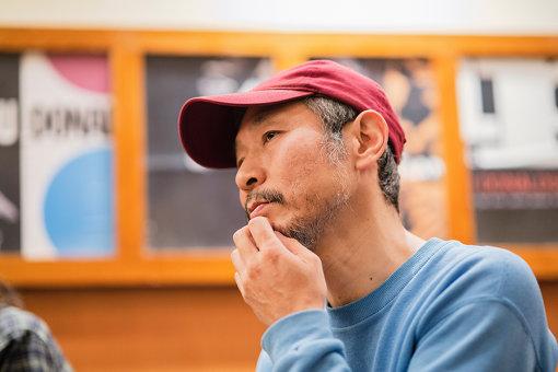 トウヤマタケオ