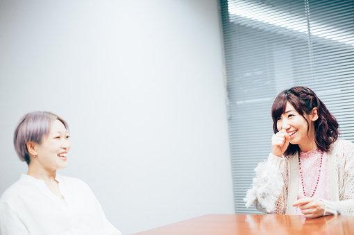 左から:BOW(東京ゲゲゲイ)、根本宗子