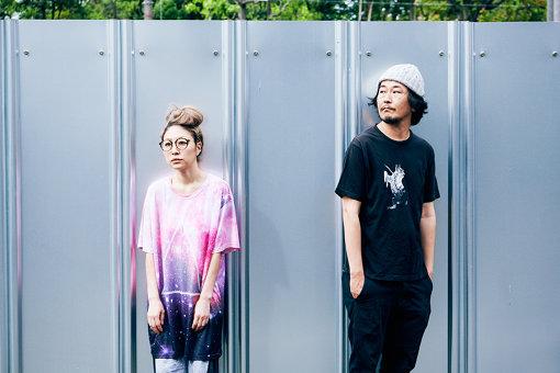 左から:菅尾なぎさ、Daisuke Tanabe