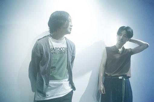 左から:Koji Nakamura、Kazumichi Komatsu(Madegg)