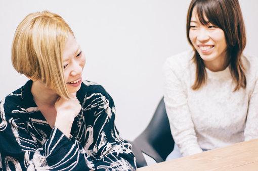左から:藤田、中村郁香