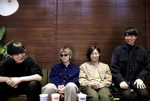 左から:Ryosuke Takahashi、MATTON、Satoshi Anan、bisshi