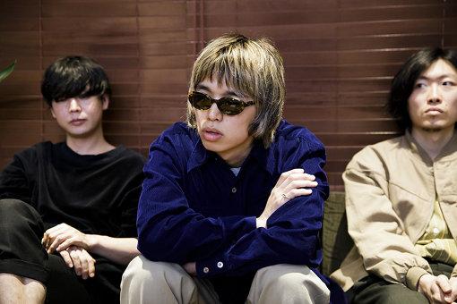左から:Ryosuke Takahashi、MATTON、Satoshi Anan