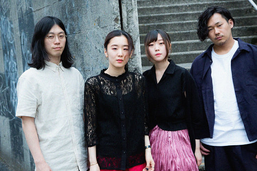左から:浩太郎、望世、真結、Nariken