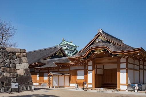 復元された「名古屋城本丸御殿」