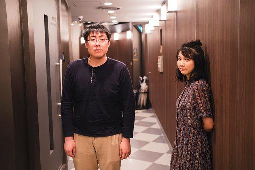 左から:大野大輔、松本穂香