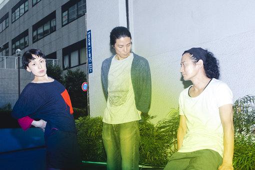 左から:東野祥子、白井剛、鈴木ユキオ