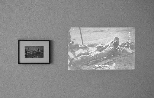 『無防備な予感』2014 写真、映像