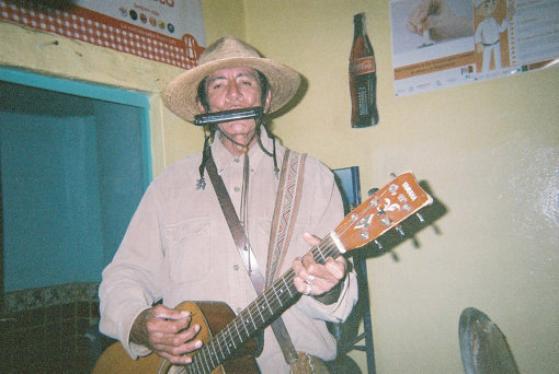 角舘健悟がメキシコで撮影した1枚