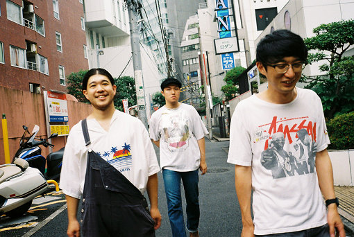 左から:清水大輔、齋藤辰也、文園太郎