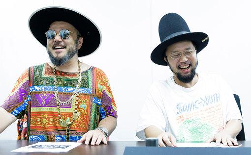 左から:社長、タブゾンビ