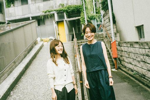 左から:NakamuraEmi、安藤裕子