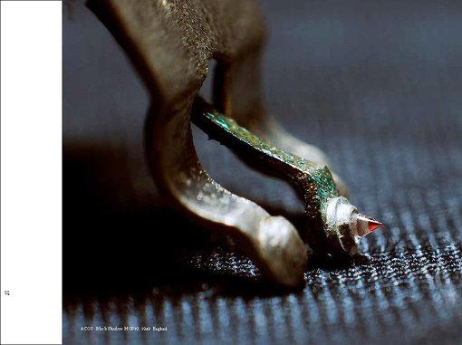 『針と溝 stylus & groove』より