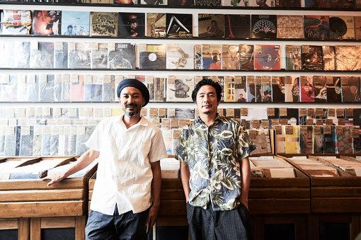 左から:Masaya Fantasista、MARTER