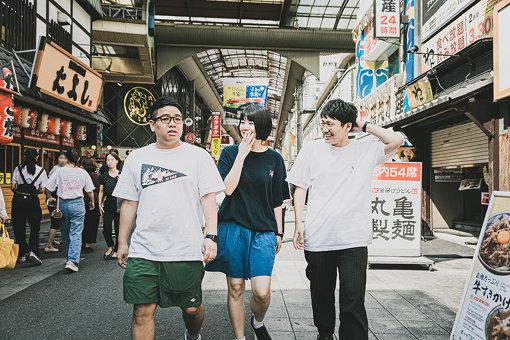 左から:昴生、山田泰葉、亜生