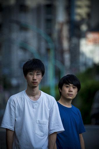 パソコン音楽クラブ(左から:西山、柴田)