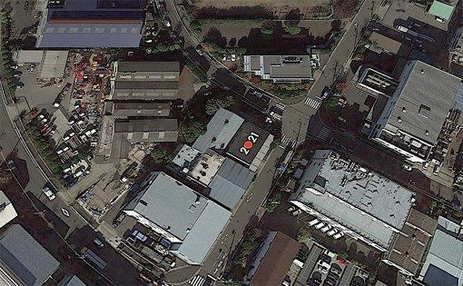 当時Google Mapで確認できた『2021』。現在は差し替えられており、見ることができない