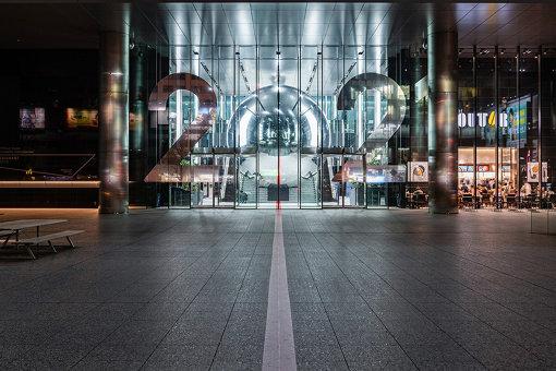 『2021#Tokyo Scope』Akira Fujimoto x Yuko Nagawama / Avex, Aoyama, Tokyo 撮影:表恒匡