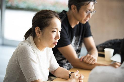 左から:永山祐子、藤元明