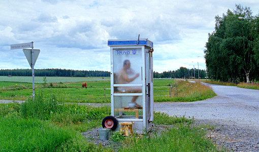 『サウナのあるところ』場面写真。©2010 Oktober Oy.