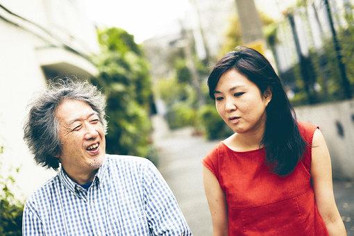 左から:高橋健太郎、渡邊未帆