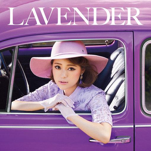 chay『Lavender』ジャケット
