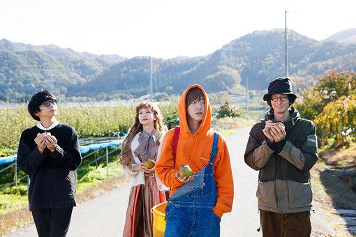 左から:砂川一黄、タカハシマイ、武井優心、山崎正太郎