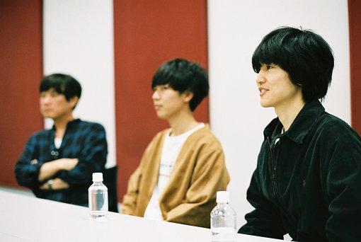 左から:浅田信一、上野皓平、松原有志