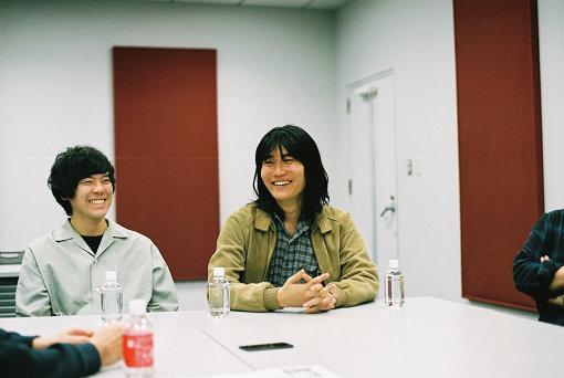 左から:柴田淳史、岩田栄秀