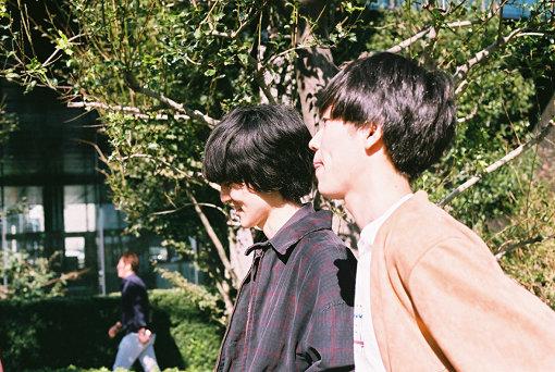 左から:松原有志、上野皓平