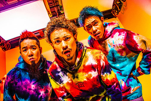 左から:FUJI、KENTA、KO-SHIN