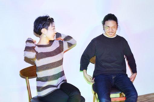 左から:小田朋美、小西遼