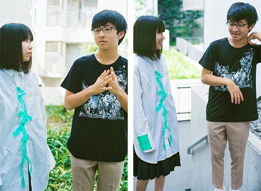 左から:諭吉佳作/men、崎山蒼志