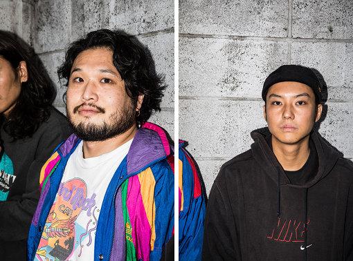 左から:アサノケンジ、オオイナオユキ