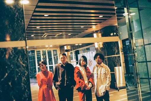 左から:ユキエ、atagi、PORIN、モリシー