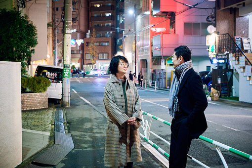 左から:丸岡ひろみ、橋本裕介