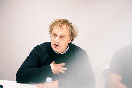 M/M(Paris)のマティアス・オグスティニアック